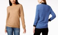 Charter Club Cashmere Sweaters Black Friday
